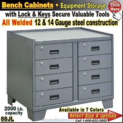Pleasant Heavy Duty Bench Storage Cabinet With Drawers Gmtry Best Dining Table And Chair Ideas Images Gmtryco